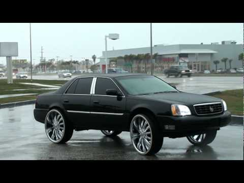 Cadilac Dhs On 28 S Only 28 In The World With 28 Quot Vogues