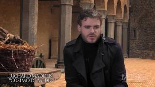 """Medici: Masters of Florence - BTS - Part 08 """"The story of a man"""""""