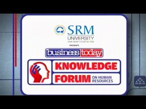 Business Today Knowledge Forum in Bangalore
