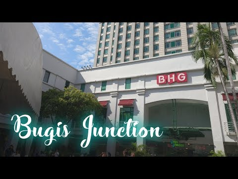 SINGAPORE | Bugis Junction
