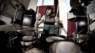 "Drum Cover ""Yelawolf - Pop The Trunk"" By Otto From MadCraft"