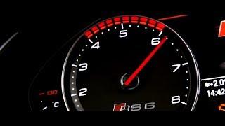 Тест Гонкой #ОДЕРЖИМЫЕ Audi RS4 VS Audi RS6