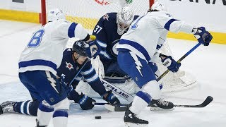 NHL Highlights | Lightning vs. Jets – Jan. 17, 2020