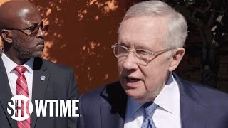 Harry Reid Announces to Trump Supporters that Voter Fraud Does Not Exist | THE CIRCUS | SHOWTIME