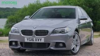 Motors.co.uk - BMW 5 Series Review