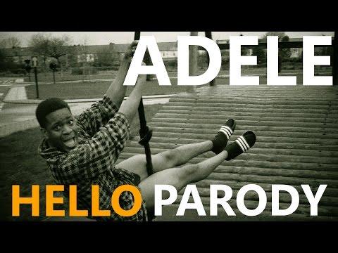DONT JEALOUS ME  - HELLO PARODY (Lyrics and Audio link in description)