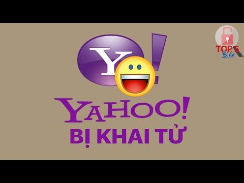 Top 5 Bí Ẩn - 5 Điều Đáng Nhớ Sau Khi Yahoo Bị Khai Tử