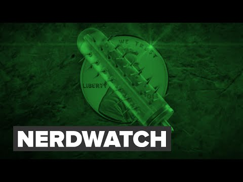 Needle Coated Pill Could Replace Injections | Nerdwatch | NBC News