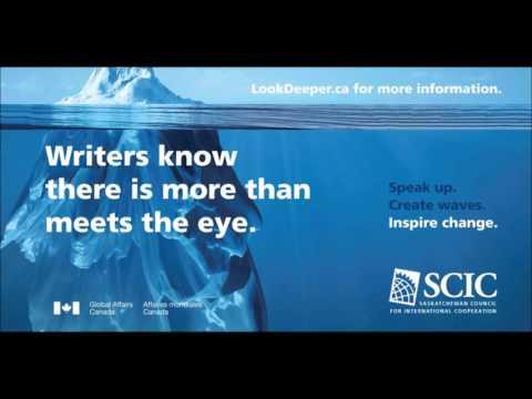 Look Deeper Interview Part 2 - Saskatchewan Weekend, CBC Radio