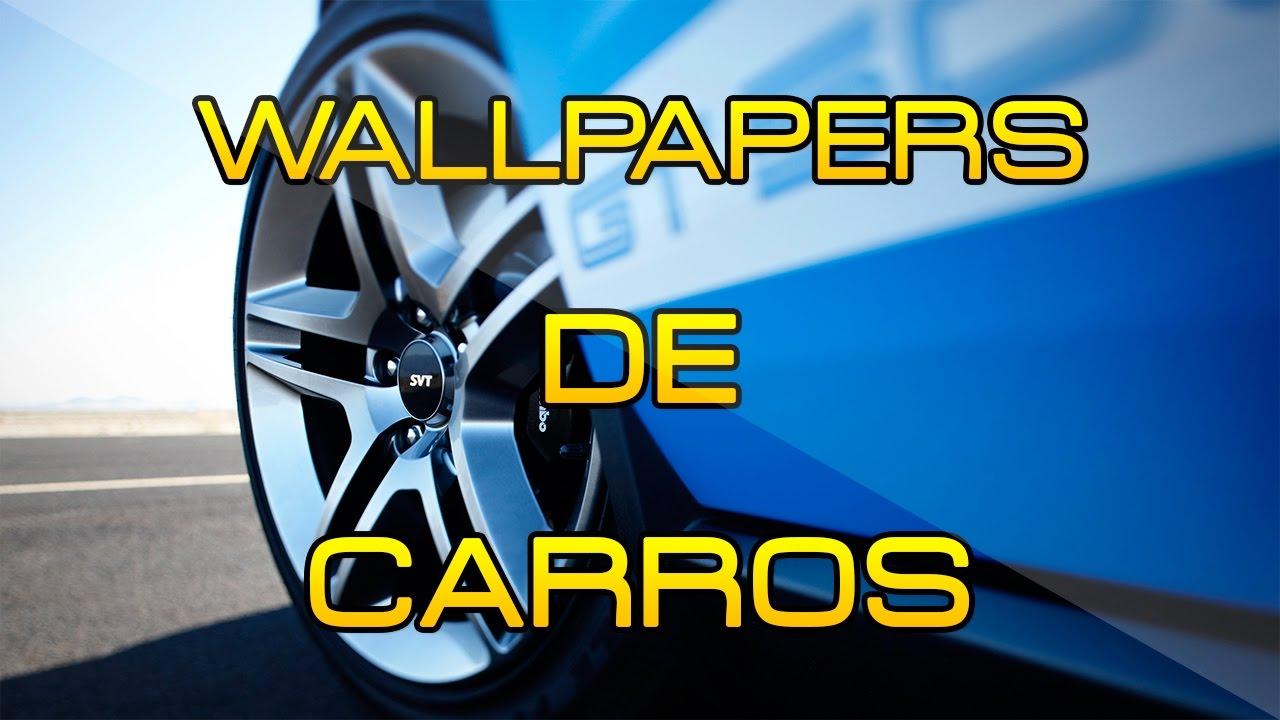 Pack Wallpapers De Carros Hd: PACK De WALLPAPERS De CARROS Em 4K