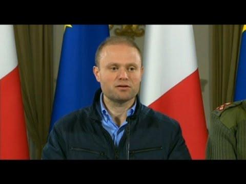 Malta PM: Hand grenade found on hijacked plane