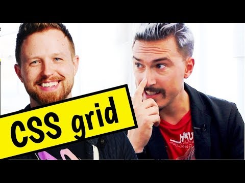 Trying CSS Grid For The First Time (Adam Argyle)