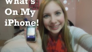 What's on my iPhone! ♥