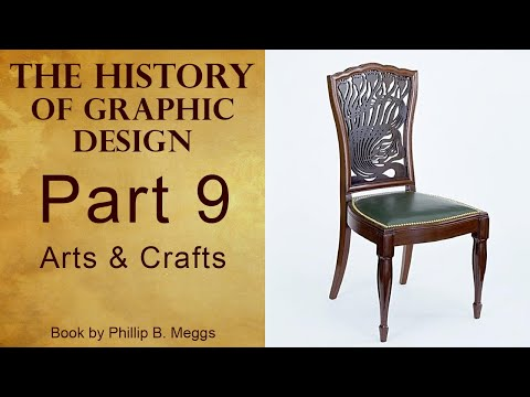 History of Graphic Design 9: Arts and Crafts