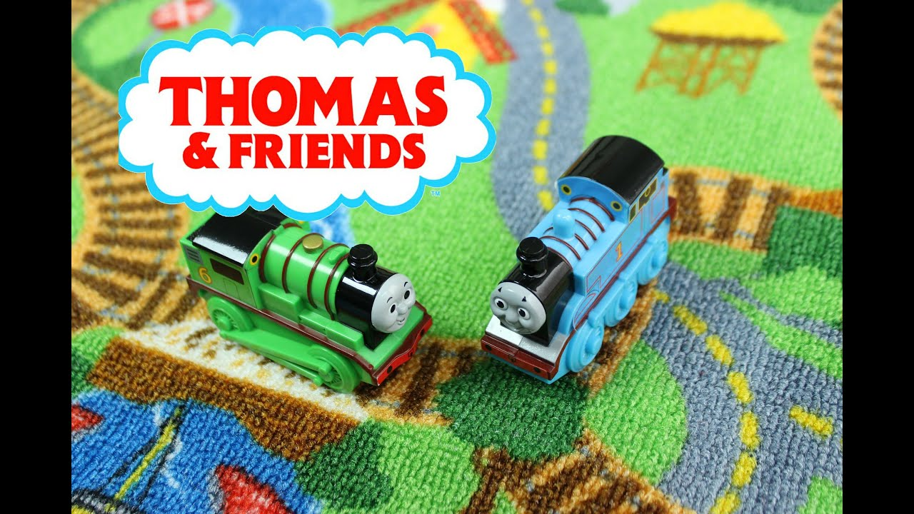 Thomas Friends Rug The Tank Engine Percy Go On Adventures You