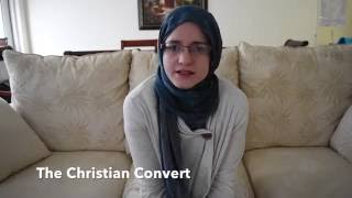 Story of American leaving Christianity to Convert to Islam