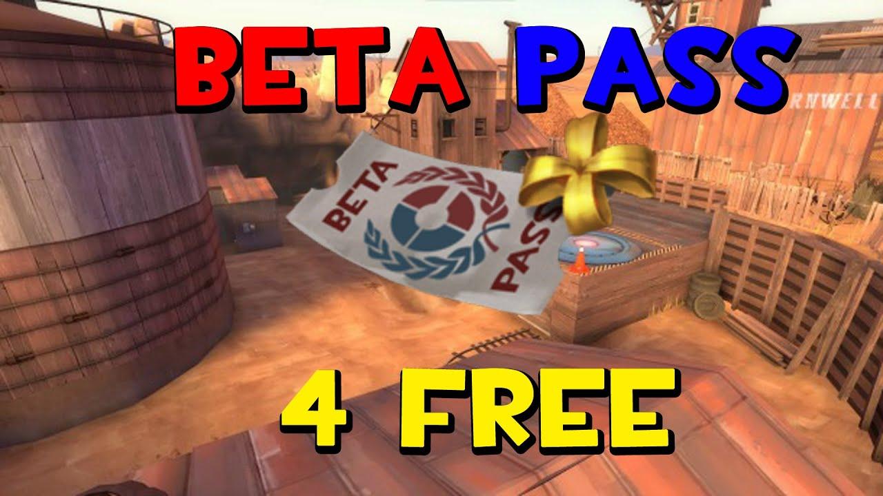 tf2 matchmaking beta pass