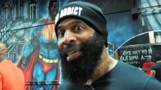 C.T. Fletcher : There Can Only Be One! Introducing Tanc & Hercules