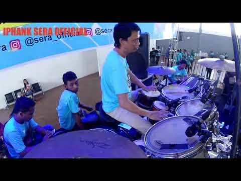 Sayang 3 Cover Kendang By Iphank Sera (SERA Live FamGath 1 SERA MANIA INDONESIA 2018)