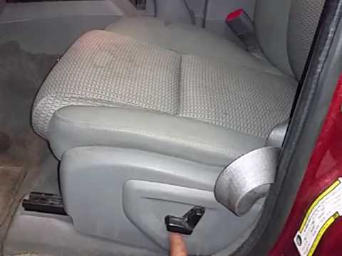 Ci0845 2007 Jeep Commander Driver Left Power Front Seat