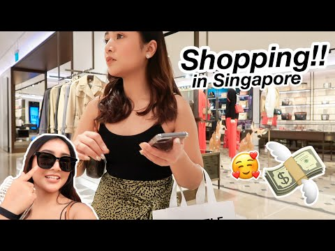 Shop with Me in Orchard Rd: GUCCI, BURBERRY, GENTLE MONSTER 💸❤️ | Ry Velasco