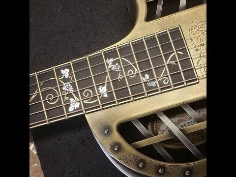 Making Of National Reso-Phonic's Serial #20,000 Guitar