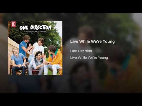 One Direction - Live While We're Young (Audio)
