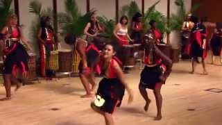 Venus Rising Women's Drum & Dance Ensemble - Econcon / Lingin