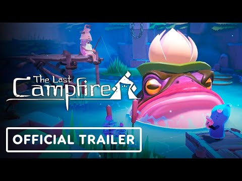 The Last Campfire - Official Steam Launch Trailer