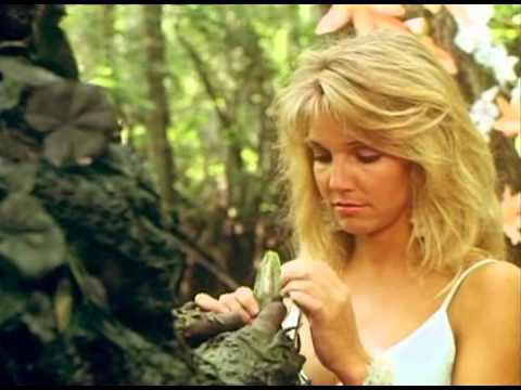 The Return of Swamp Thing - Love Scene