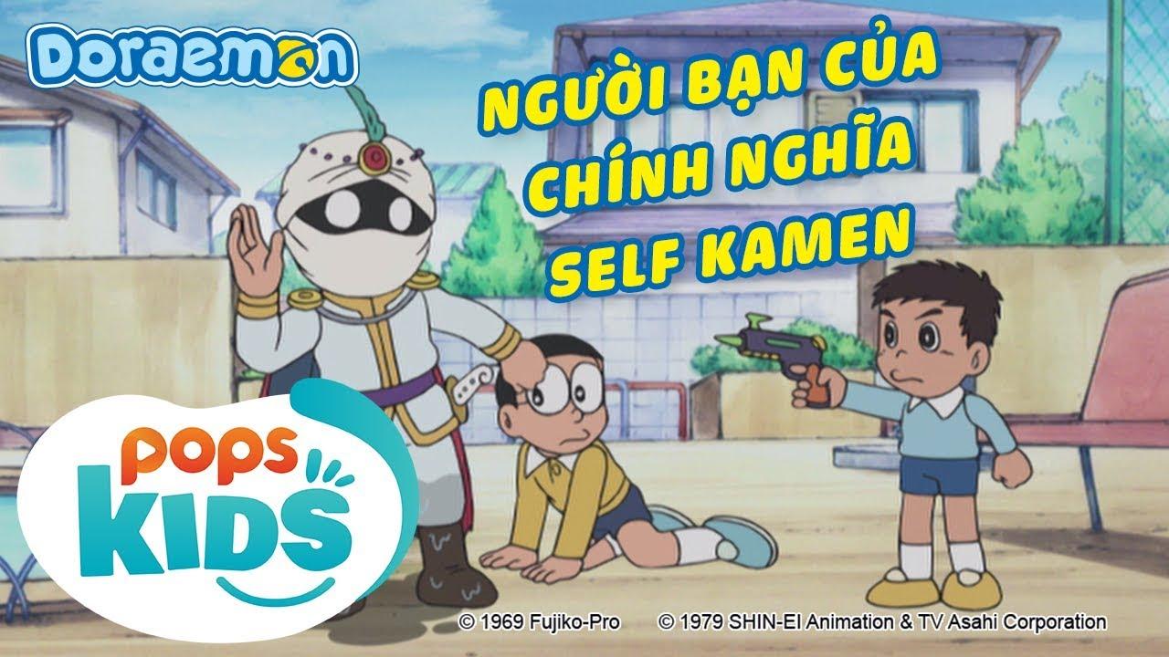 [S7] Doraemon Tập 325 – Người Bạn Của Chính Nghĩa – Self Kamen – Hoạt Hình Tiếng Việt