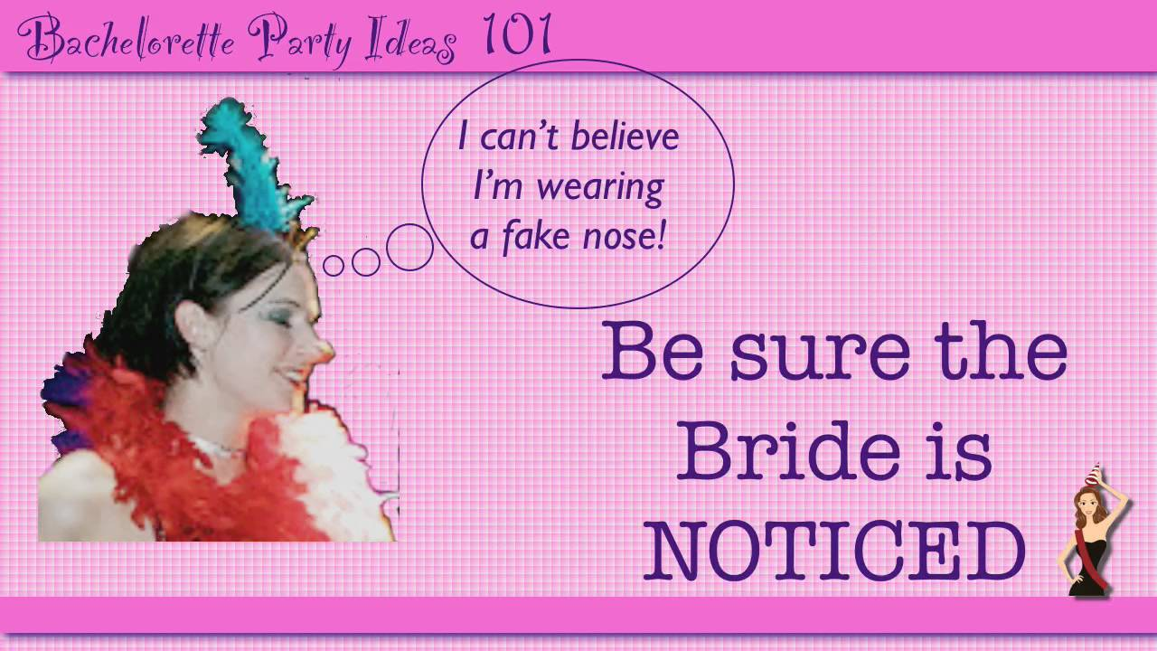 Fun Bachelorette Party Ideas | Bachelorette Party Ideas ...