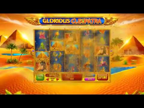Glorious cleopatra trailer
