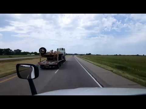 BigRigTravels LIVE! - Elm Creek, Nebraska to Burns, Wyoming - Interstate 80 West - July 7, 2017