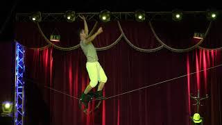 Rogerio Piva - Slack Wire (Arame Bambo)