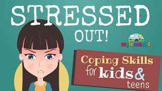 Mylemarks: Stress Management Tip for Kids and Teens thumbnail