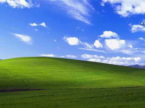 Windows XP Startup And Shutdown