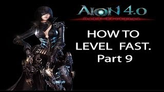 Video How to level up fast in AION - A beginners guide - Part 9  (Lv 45-46) download MP3, 3GP, MP4, WEBM, AVI, FLV Agustus 2018
