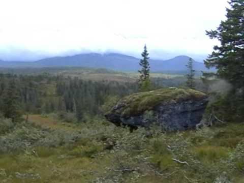 Blåfjella Nasjonalpark Snåsa Norway
