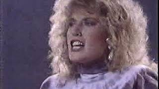 Carrie McDowell 8-14-87 late night TV performance 2 songs