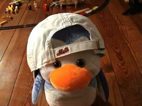 Allaq* (c'est l'histoire d'un pingouin...) [stop motion]