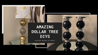 New! Dollar Tree DIY || 💕 Elegant Home Decor || Decorating For Less 💕