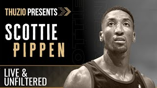 Scottie Pippen's All-Star Game Memories, Relationship with Michael Jordan l Thuzio Live & Unfiltered
