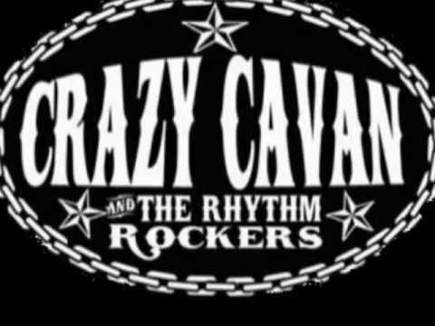 TEDDY JIVE - CRAZY CAVAN & THE RHYTHM ROCKERS