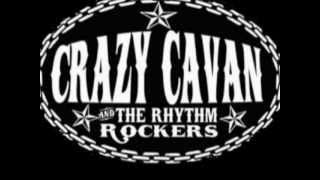 TEDDY JIVE - CRAZY CAVAN & THE RHYTHM ROCKERS
