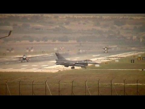 Türkiye'den IŞİD ve PKK'ya hava operasyonu