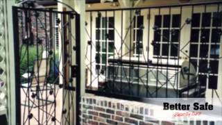 Security Control Systems Better Safe Security Bars