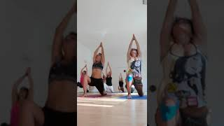 Hatha yoga DHARA napoli