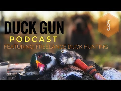 10 Tips for HUNTING the RIVER with Freelance Duck Hunting! Podcast LIVE stream