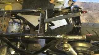Honda CB 750 SOHC Flat Tracker